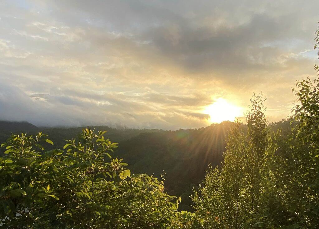 Sunrise Smoky Mountains