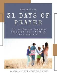 31 Days of Prayer Cover (1)