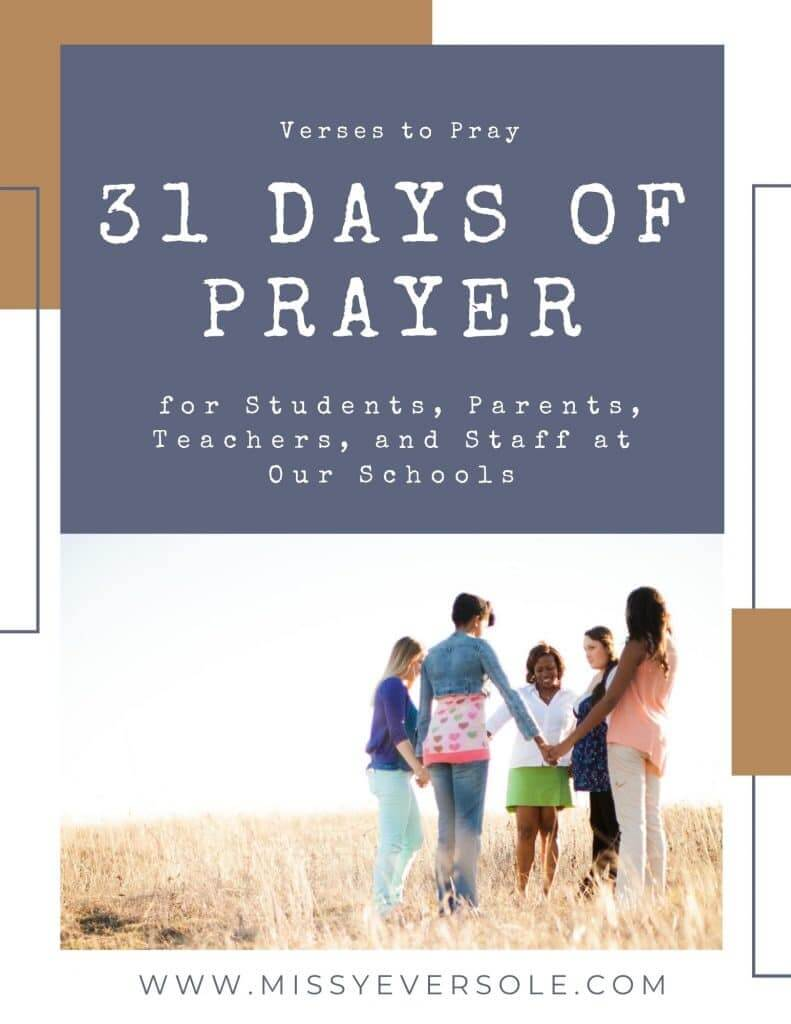 31 Days of Prayer Cover (1)