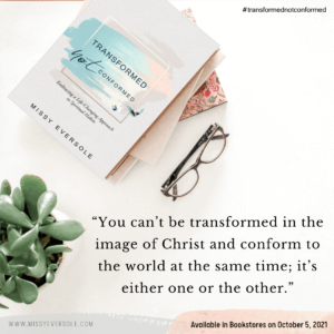 Transformed, Conformed