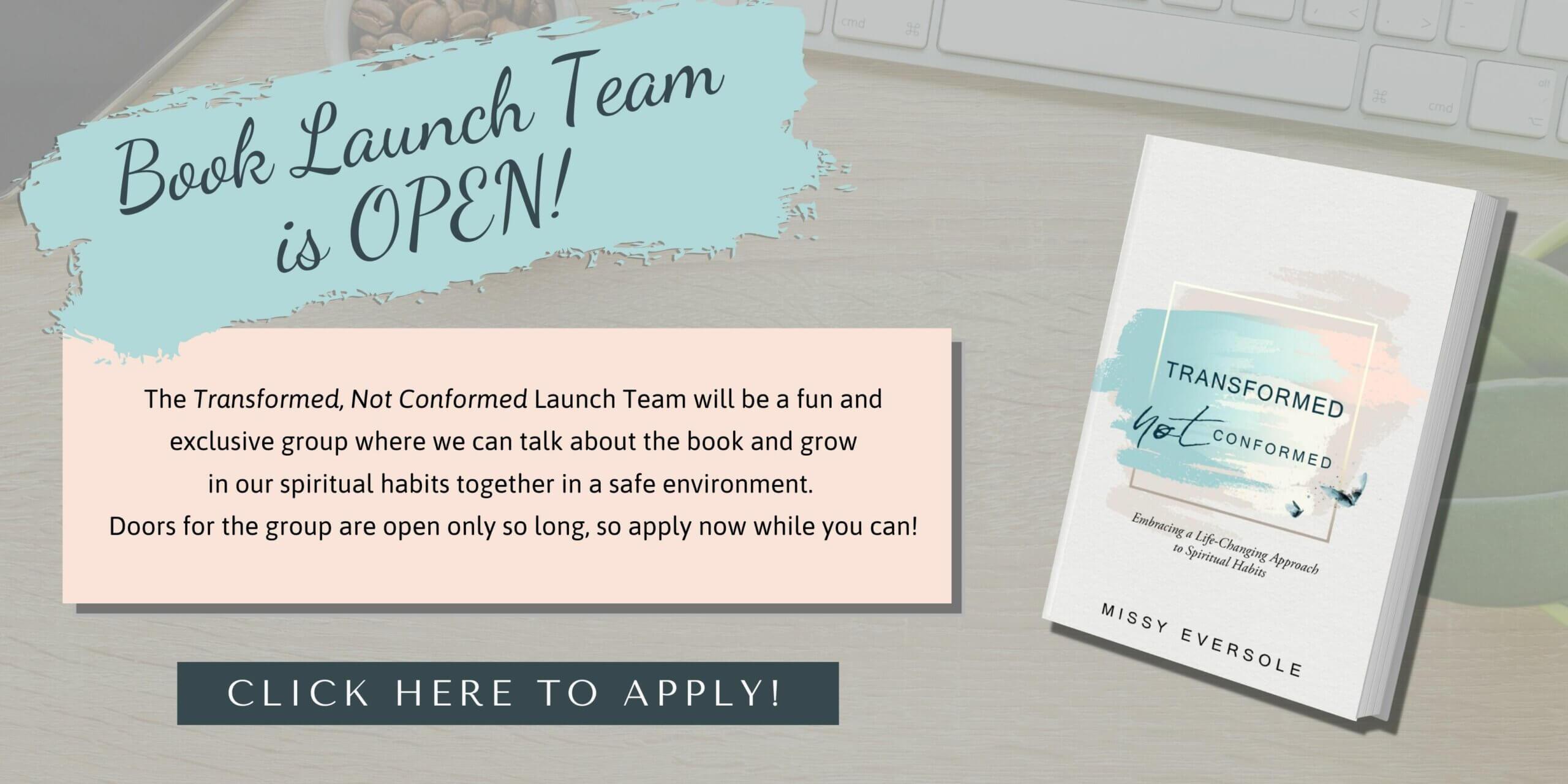 Launch Team LIVE! (1)